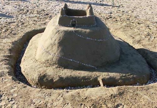 Sandburgenwettbewerb-burg