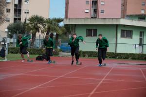 Training des Startablaufs